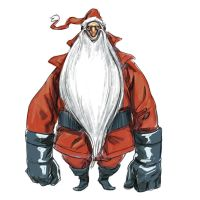 DAC redesign challenge Santa 2011 by justsantiago