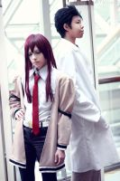 SteinsGate :: Hacking into Gates by m-ichiko