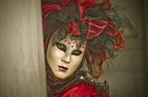 Venetian Mask 6087608 by StockProject1