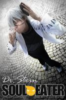 Dr. Stein Cosplay by Eiska