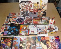 Street Fighter Collection by Llewxam888