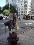 Manhattan Fire Hydrant by pathed