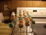 Homemade Cakepops by hawesm