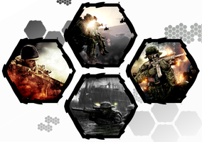Medal of Honor: Warfighter by WE4PONX