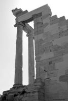 Acropolis of Athens by petalouda1980
