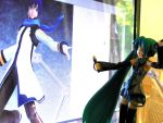 Miku wants me to get Kaito! by evangeline40003