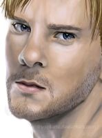 Dominic Monaghan by icyookami