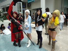 [RWBY Anime Expo 2013] Are you ready for this? by Super-Tofu