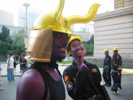 MY Hardhat and I by Zenzotron