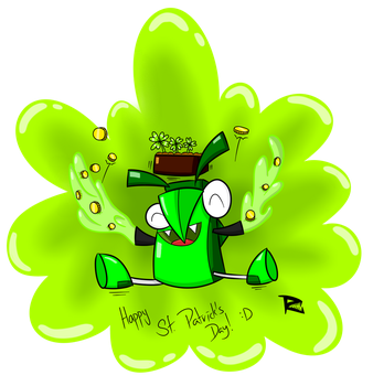 St. Pat's Day '17! by FlainStorm