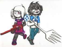 Roxy and Jane by V-P-aurore-star
