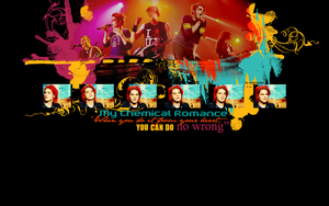 My Chem wallpaper 049 by saygreenday