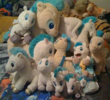 Disney Pegasus Plush Collection by Eevee-Kins