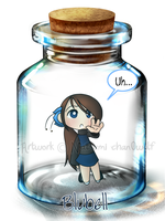 .Bottle.Meme.Blubell. by Natsumi-chan0wolf
