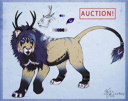 Horned Lion Auction- CLOSED by LeoNoy