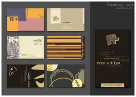 Business Card by rezaaditya