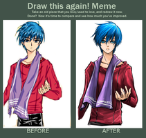 Before and After Meme by shrimpHEBY