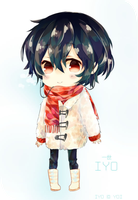 IYO_ winter ver. by YOI-kun
