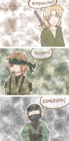 MGS - 56. Breakfast by karaii