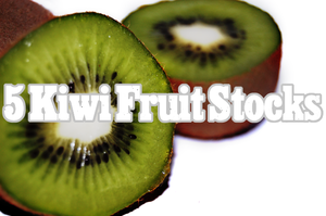 5 kiwi fruit stocks by Kiho-chan