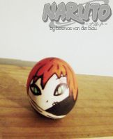 Gaara lovely egg by Reni-K-Hewer-DuLac