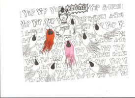 Mo With Yip Yips by Vampirainbow