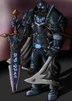 Death Knight by Handishap