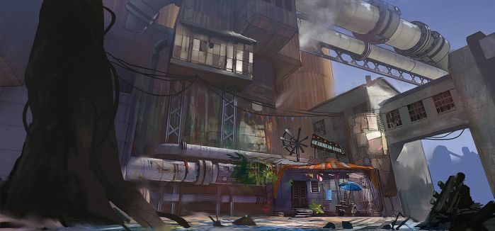 Junk Trader by eWKn