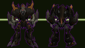 Prime Insecticon link to .obj by kaxblastard