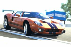 Ford GT at Leguna Seca by Racefan2464