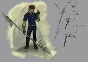 Char design by avallance