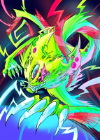 Twisted Electric by Strixic