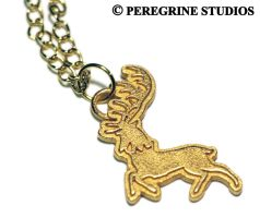 Pendant - House Baratheon by PeregrineStudios