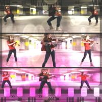 07 On the Floor Lindsey Stirling by SeraphSirius