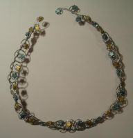 Necklace for Maria by Adreanna