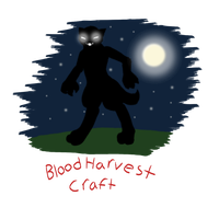 BloodHarvest craft drawing by Chaos55t