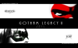 Gotham Legacy II 2013 poster 2 by HEADCASEchaos