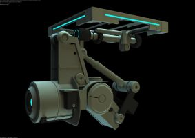 Aperture Science Lift Platform HD3 by HassonAssassin2