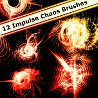 12 Impulse Chaos Brushes by XResch