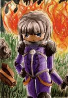Sister of Battle....Chibi-ed by N-Chiodo