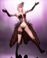 Lightning - Etro's Cabaret - 05 by HentaiAhegaoLover