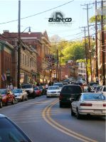 Up Main St. by abentco
