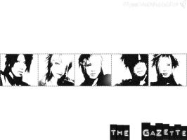 The Gazette by TooruNiimura