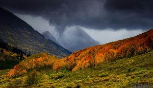 Storms Of The West Elks by kkart