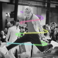 Niall neon by nommynee