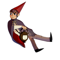 Over The Garden Wall by awokenbyacloud