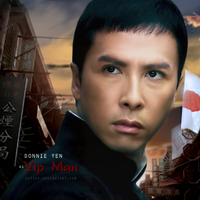 Donnie Yen as Yip Man by Kot1ka