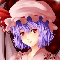 Remilia by Villyane