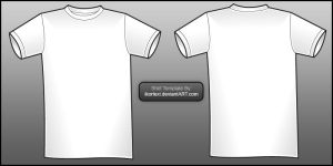 Template de Camisa - Download