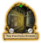 The Ponyville Express - Gameboard by Konsumo